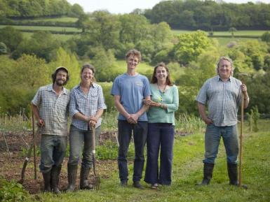 Greenham Reach Smallholders