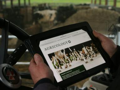Agricology in use