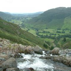 Mountain beck, Tilberthwaite, Cumbria