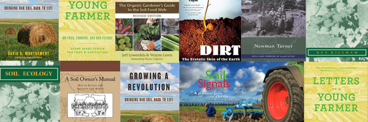 SOIL HEALTH READING LIST - KNOW YOUR SOILS #6